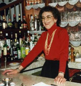 A beardless Christine-Jane around 1990.